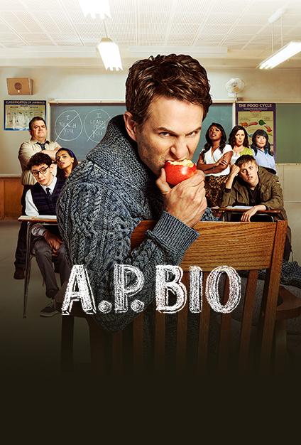 مسلسل A.P. Bio الموسم الاول