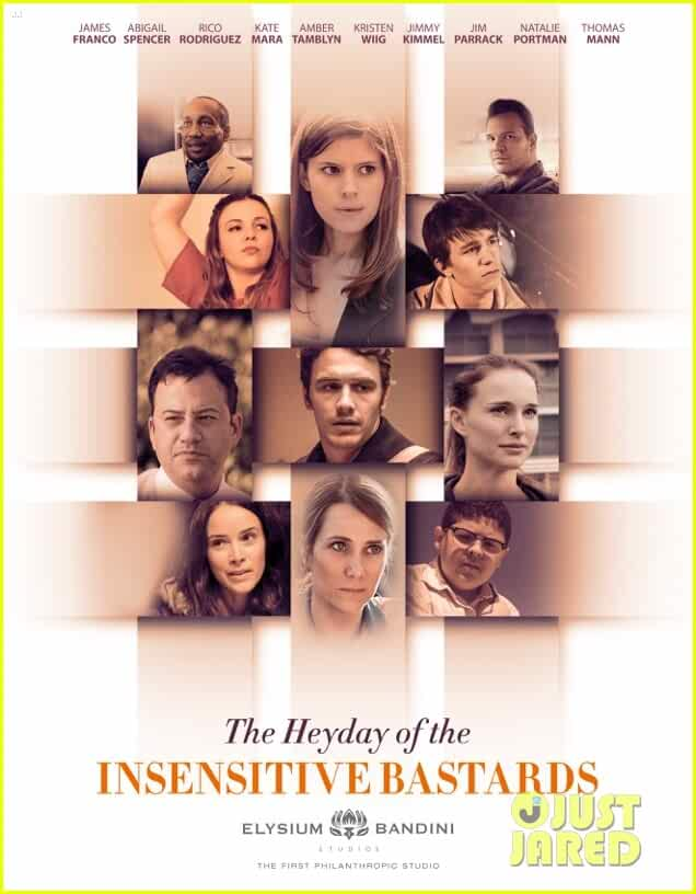 The Heyday of the Insensitive Bastards 2017 English 480p Web-DL full movie watch online freee download at movies365.org