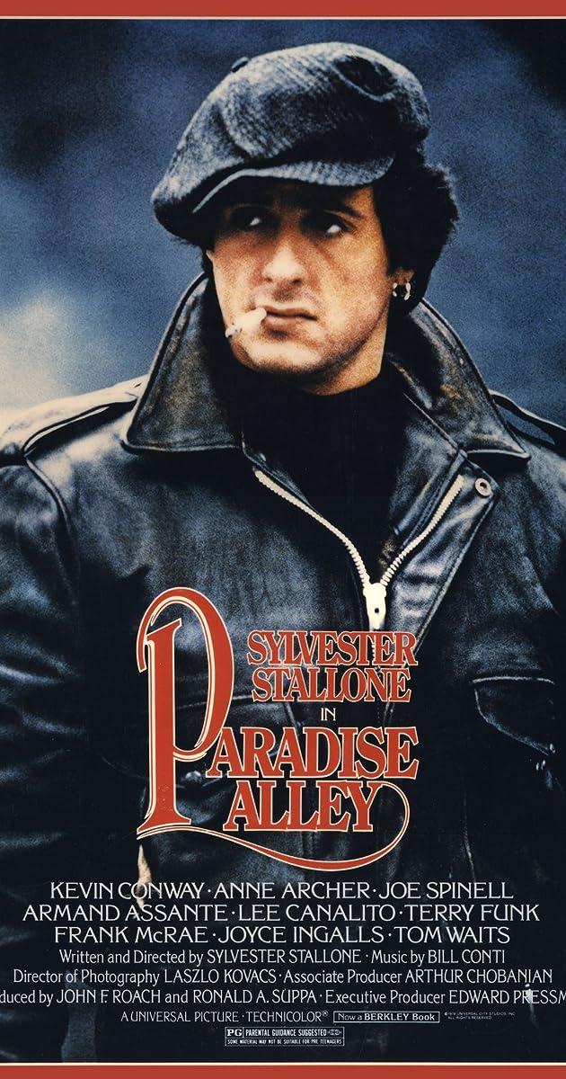 Rojaus alėja / Paradise Alley (1978)