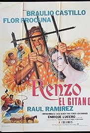 Renzo, el gitano Poster