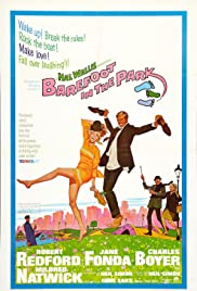 Barefoot in the Park (1967) Poster - Movie Forum, Cast, Reviews