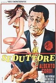Il seduttore Poster