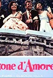 Canzone d'amore Poster