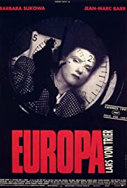 Europa (1991) Poster - Movie Forum, Cast, Reviews