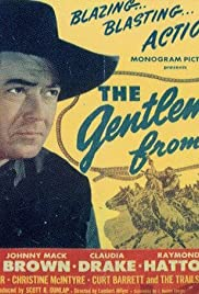 The Gentleman from Texas Poster