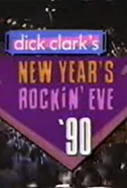 New Year's Rockin' Eve 1990 Poster