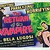 Bela Lugosi, Frieda Inescort, Roland Varno, and Matt Willis in The Return of the Vampire (1943)