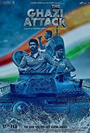 The Ghazi Attack (2017) 1-3 DesiPDvD Rip - x264 AC3 (Audio Cleaned) - DUS Exclusive - 1.45 GB