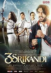 3 Srikandi poster