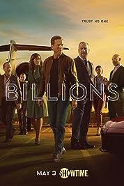 Billions - Season 1 poster