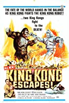 Image of King Kong Escapes