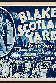 Blake of Scotland Yard Poster