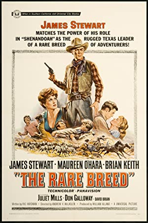 watch The Rare Breed full movie 720