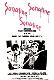 Sonatine (1984) Poster - Movie Forum, Cast, Reviews