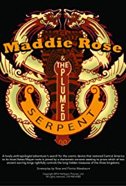 Maddie Rose and the Plumed Serpent Poster