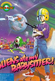 Aliens Ate My Baby Sitter! Poster