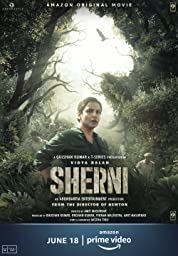 Sherni (2021) poster