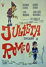 Julieta engaña a Romeo