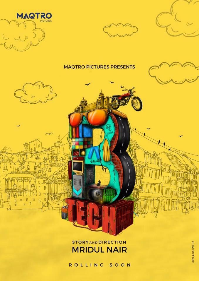 B. Tech (2018) Malayalam– 480P | 720P – x264 – 400MB | 1.3GB – Download