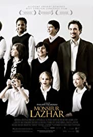 Monsieur Lazhar (2011) Poster - Movie Forum, Cast, Reviews