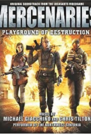 Mercenaries: Playground of Destruction (2005) Poster - Movie Forum, Cast, Reviews