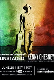 Kenny Chesney: Unstaged Poster