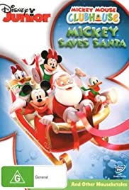 Mickey Saves Santa and Other Mouseketales Poster