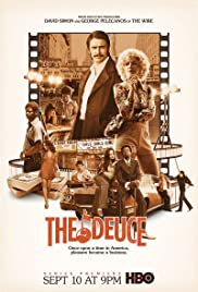 The Deuce Poster - TV Show Forum, Cast, Reviews