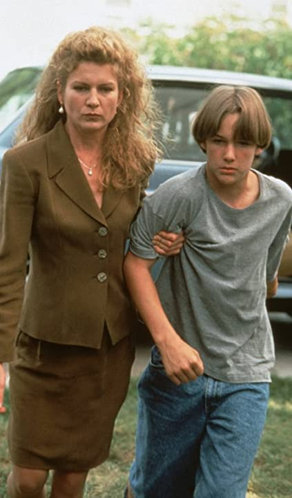 Brad Renfro and Diana Scarwid in The Cure (1995)