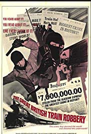 The Great British Train Robbery Poster