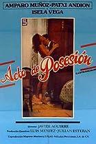 Image of Acto de posesión