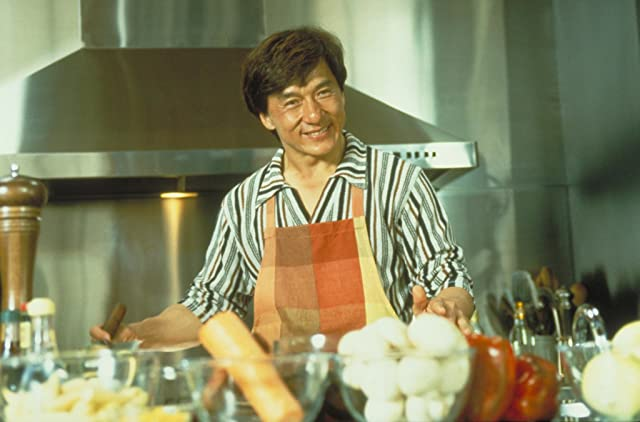 Jackie Chan in Mr. Nice Guy (1997)