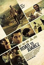 Road to Juarez Poster