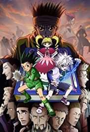 Hunter x Hunter: Greed Island Poster - TV Show Forum, Cast, Reviews