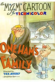 One Ham's Family (1943) Poster - Movie Forum, Cast, Reviews