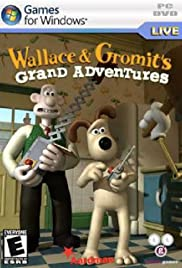 Wallace & Gromit's Grand Adventures: Muzzled! Poster