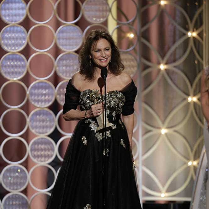 Jacqueline Bisset at an event for 71st Golden Globe Awards (2014)