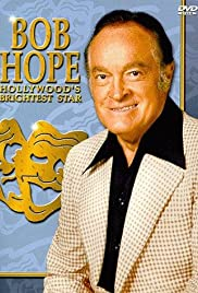 Bob Hope: Hollywood's Brightest Star Poster