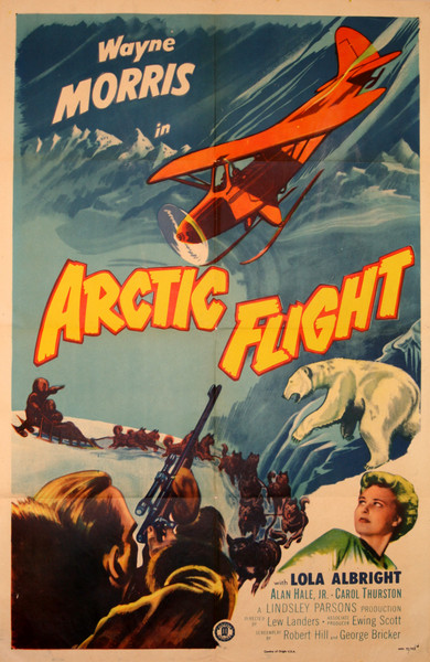 Arctic Flight Arctic Flight 1952