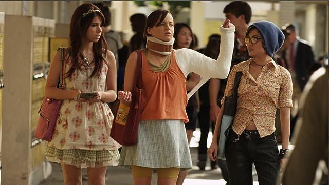 Ashley Rickards, Jillian Rose Reed, and Jessica Lu in Awkward. (2011)