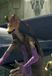 Bombad Jedi Poster