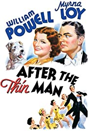 After the Thin Man Poster