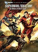 SupermanShazam The Return of Black Adam(2010)