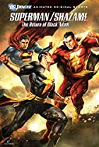 Image of Superman/Shazam!: The Return of Black Adam