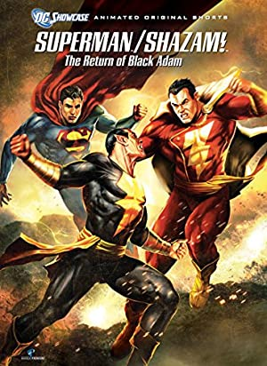 Superman e Shazam: O Retorno do Adão Negro Dublado Full HD 1080p