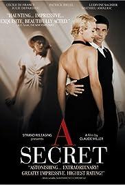 A Secret Poster