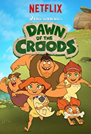 Dawn of the Croods  Poster