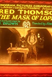 The Mask of Lopez Poster
