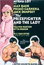 Primary image for The Prizefighter and the Lady