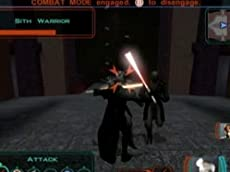 Star Wars: Knights of the Old Republic 2: Sith Lords VG